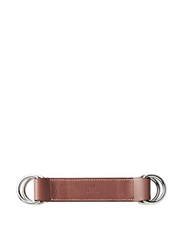 Hermés Women's Scarf Belt, Mauve