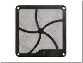 SilverStone FAN-FILTER 12cm SST-FF122