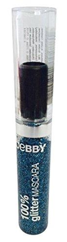 Debby Mascara 100% Glitter Tonalità Blu
