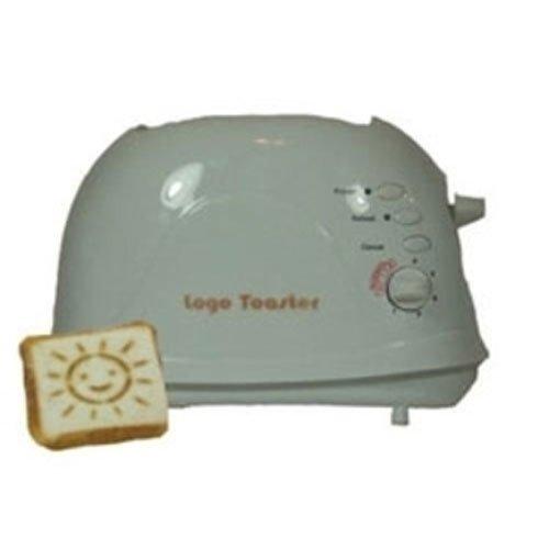 Chromo 2-Slice Logo Toaster Chromo 2-Slice Logo Toaster