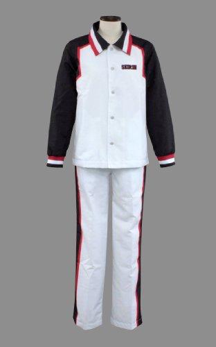 コスプレ 衣装 黒子のバスケ 誠凛高校ウインドブレーカー/サイズ-L