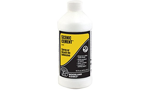 Scenic Cement (16 oz.) - 1