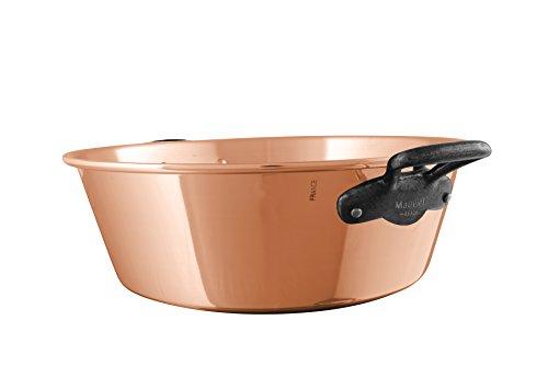 Mauviel 471350 bassine confiture 3574904713504 cuisine maison bass - Bassine a confiture mauviel ...