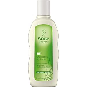 Weleda Balancing Shampooing with Wheat 190ml