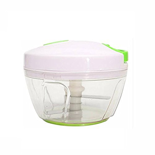 Corner Biz Home - Vegetable Meat Slicer Cutter Chopper Shapes Powered Hand Food (Big Foot Ice Chopper compare prices)