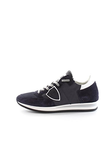 PHILIPPE MODEL PARIS TRLU WL39 BLUE SNEAKERS Uomo BLUE 43