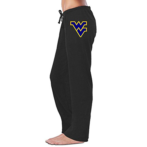 sweatpants-women-west-virginia-mountaineers-football-wvu-football-slim-pants-jogger-pants