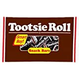 Tootsie Roll Snack Bars 14.5oz (Tamaño: 14.5 Ounces)