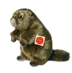 plush-soft-toy-marmot-by-teddy-hermann-20cm-926443