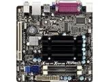 Asrock AD2550B-ITX - Placa base (DDR3-SDRAM, SO-DIMM, 800, 1066 MHz, Intel, Atom, NA (CPU integrada))