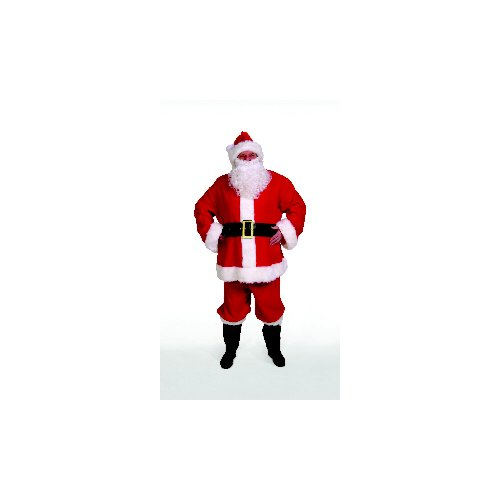 Economy Santa Suit - X-Large - Chest Size 50-56