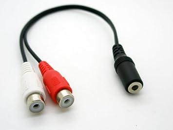 Resultado de imagen de cable rca para auriculares