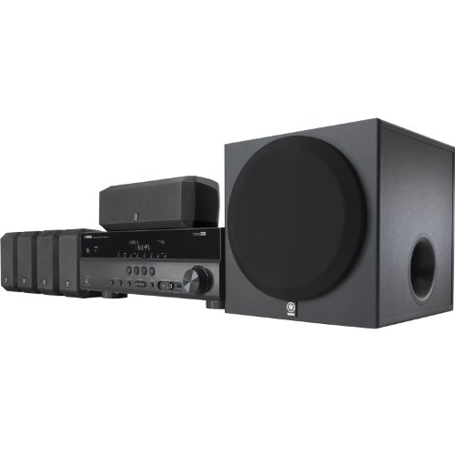 Purchase Yamaha YHT-397 5.1-Channel Home Theater System