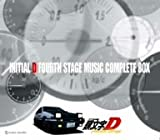 頭文字[イニシャル]D FOURTH STAGE MUSIC COMPLETE BOX