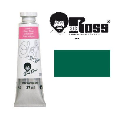 Lukas - Bob Ross Blumen-Soft-Ölmalfarben 37 ml Chromoxidgrün