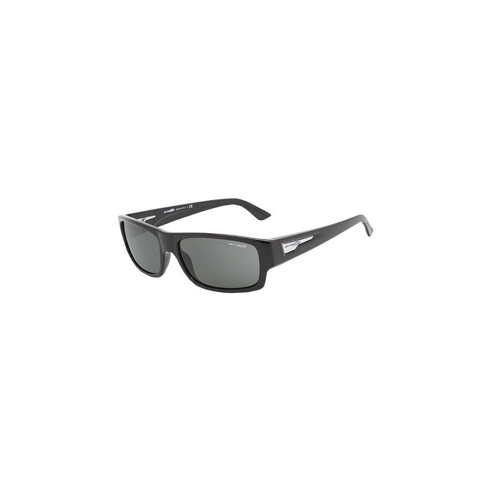 9b7e923c11 Arnette Wager Mens Lifestyle Sunglasses/Eyewear 41/87 Gloss Black ...