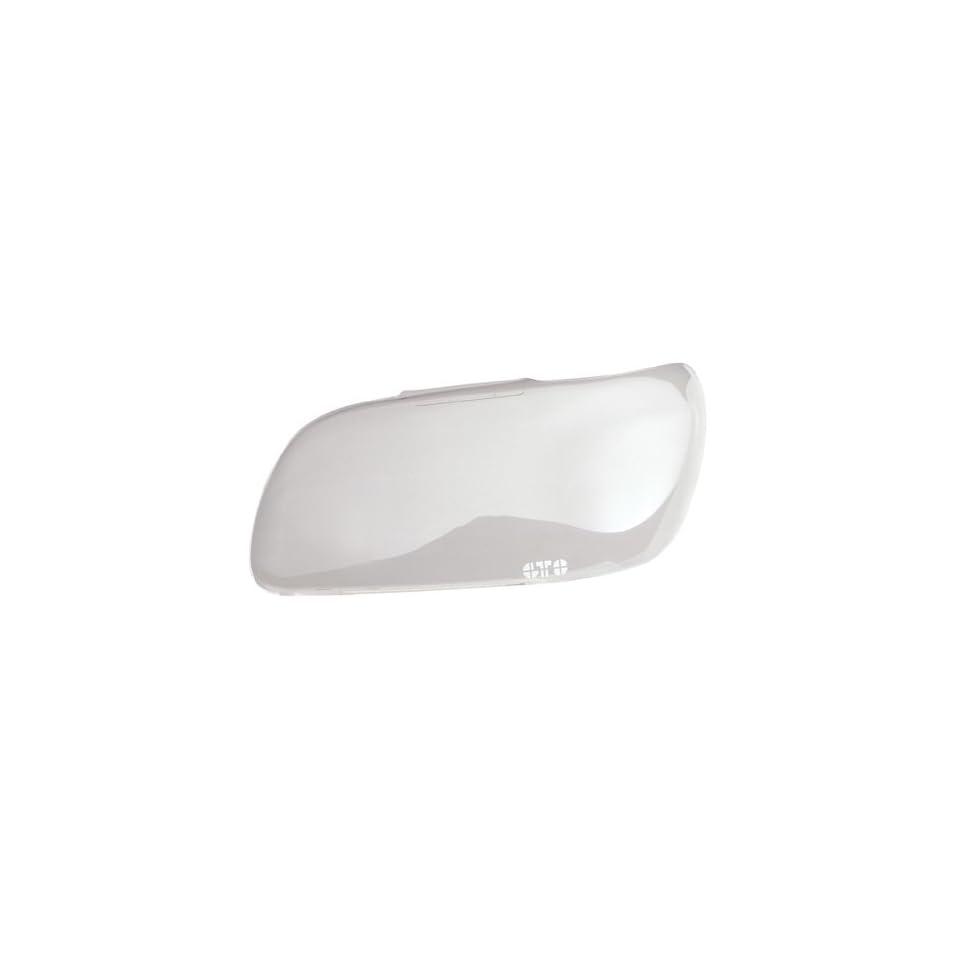GTS GT0767C Dodge Ram Headlight Covers   Clear