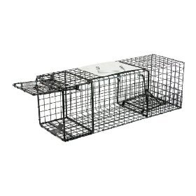 "Animal Trap 17""x5""x5"" for Squirrels, Rabbits, Chipmunks and Rats"