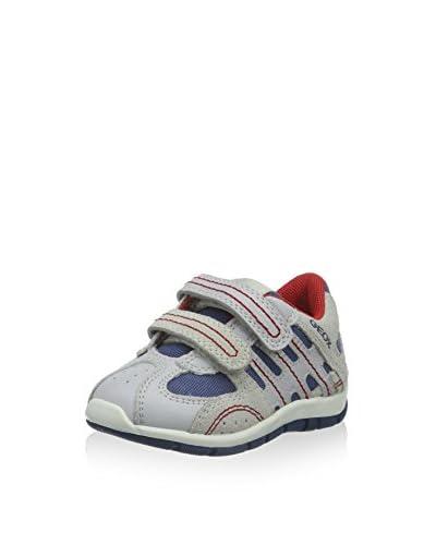 Geox Sneaker  [Grigio/Blu]