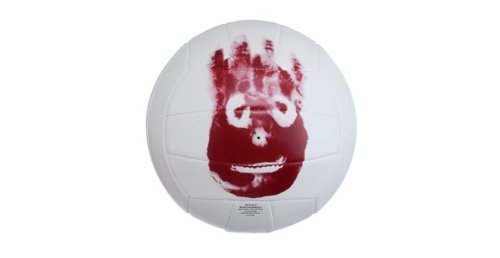 Wilson -  Mr. Wilson (Cast Away), Palla da beach volley, colore: Bianco