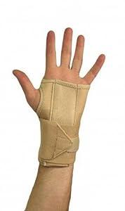 Universal Wrist Brace (Left) by Body Support Plus