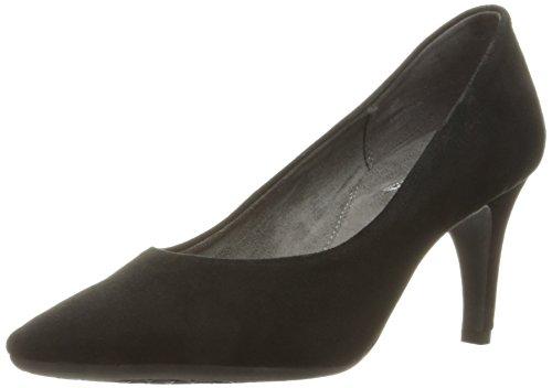Aerosoles Women's Exquisite Dress Pump, Black Suede, 9 M US