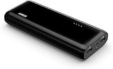 Anker® 2. Gen. Astro E4 13000mAh Externer Akku Power Bank USB Ladegerät mit PowerIQ Technologie - Schwarz