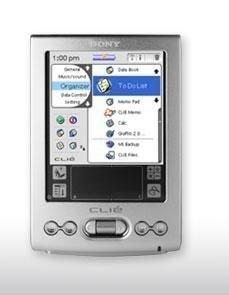 Sony PEG-TJ35 Clie Handheld Personal Entertainment Organizer