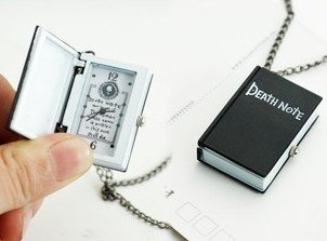 31%2B3Mw7uMnL. SL500  Death Note Notebook L necklace post watch Cool!