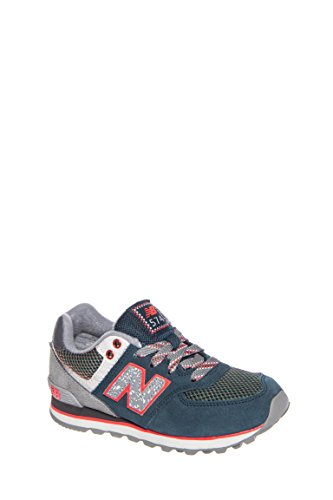 Boy's 574 Outside In Running Sneaker