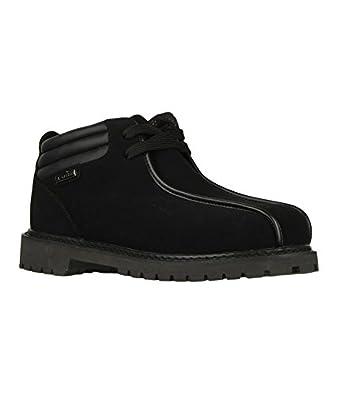 Lugz Mens Explorer Sr Chukka Boots Black 8.5