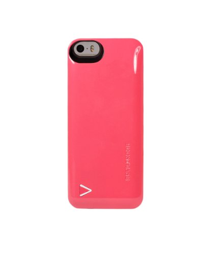 Boostcase Bch1500ip5 191 Pink Hybrid Snap Case And Attachable 1500mah Extended Battery Sleeve For Iphone 5 Retail Packaging Pink Echranemachy