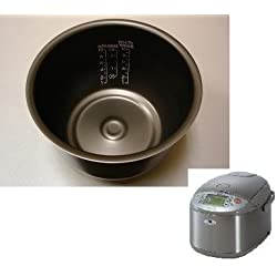 Zojirushi Replacement Nonstick Inner Cooking Pan for Zojirushi NP-HBC18 10-Cup Rice Cooker