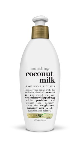 Organix Nourishing Leave-In Nourishing Milk,