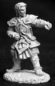 Iron Fist, Male Monk - 1