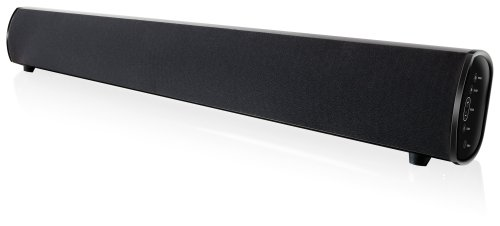 Ilive It202B 2.1 Channel Stereo Sound Bar With Fm Radio(Black)