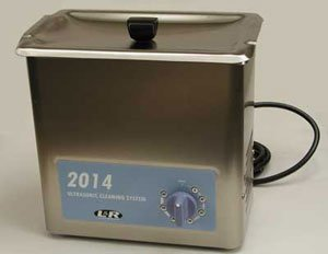 Global Manufacturing Deluxe UltraSonic Cleaner