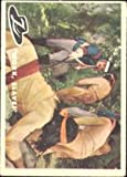 1958 Topps Zorro by Disney (Non-Sports) Card# 50 work slave VGX Condition