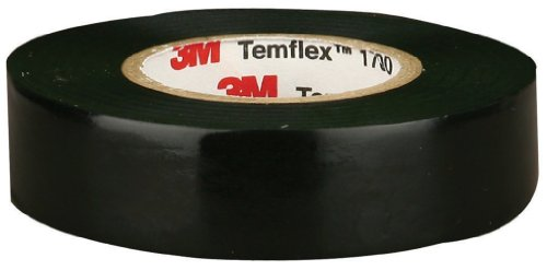 Install Bay 3M Tape 3/4 Inch x 60 Feet Vinyl Electrical - 10 Rolls