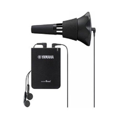 YAMAHA SB 7X Silent Brass Trompete, elektronischer Übungsdämpfer mit Kopfhörer