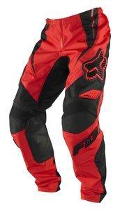 Fox Racing  180 Race Pants - 2012 - 34/Red