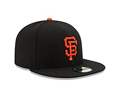 MLB San Francisco Giants 2014 AC On Field World Series 59Fifty Cap, Black