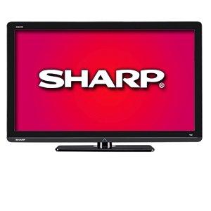 Sharp AQUOS LC42LE620UT 42-Inch 1080p LCD TV, Black