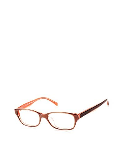 Ivory + Mason Women's A3280 Verona Eyewear, Brown/Orange