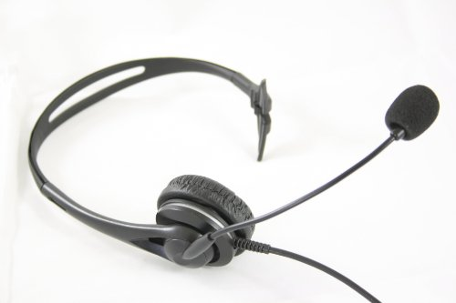 Clement Clarke TC400 Noise Cancelling Monaural Business Headset