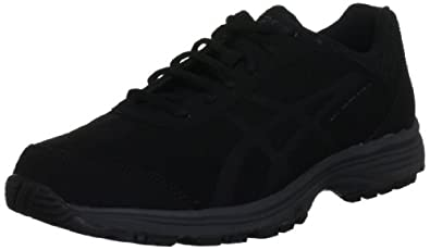 ASICS GEL-NEBRASKA Trail Walking Shoes - 14 - Black