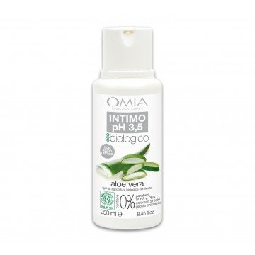 Detergente Intimo ph 3,5 Aloe Vera biologico 250 ml