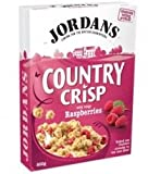 Jordans Country Crisp Whole Raspberries 500g