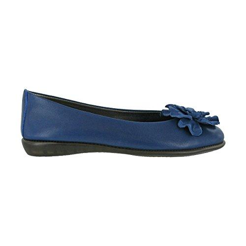 Flexx ,  Sabot/sandali Donna, Blu (blu), 4.5UK
