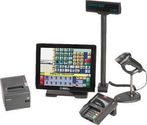 POSRUS Antiglare Touch screen protector for Gilbarco Passport 15